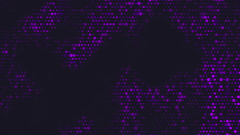 Motion-intro-geometric-purple-dots-abstract-background