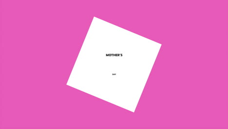Animation-text-Mothers-Day-on-pink-fashion-and-minimalism-background-with-white-square-1