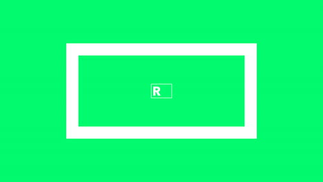 Animation-text-Mothers-Day-on-green-fashion-and-minimalism-background-with-geometric-frame