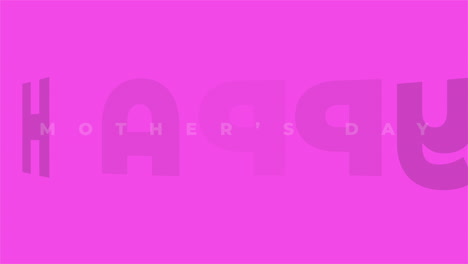 Animation-text-Mothers-Day-on-purple-fashion-and-minimalism-background-1