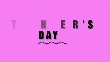Animation-text-Mothers-Day-on-pink-fashion-and-minimalism-background-1