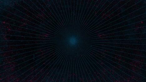 Motion-abstract-blue-rays-dark-grunge-background