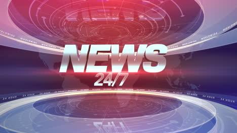 Animación-Texto-24-Noticias-Y-Gráfico-De-Introducción-De-Noticias-Con-Líneas-Y-Formas-Circulares-En-Fondo-Abstracto-De-Estudio