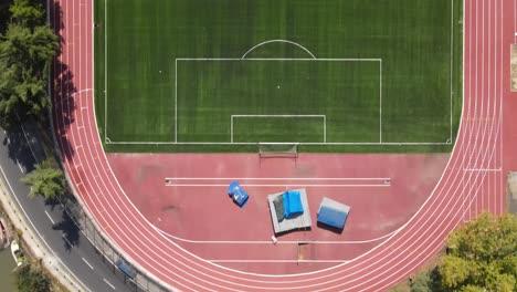 Soccer-Field-In-A-Public-Park