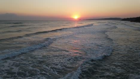 Sunrise-Ocean-Sea-Waves