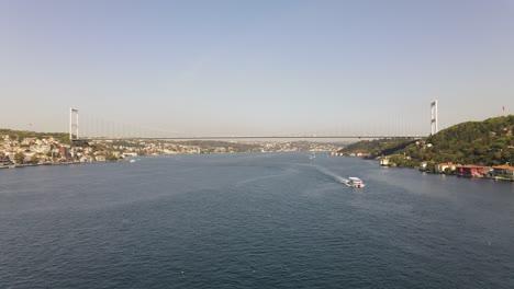 Drone-Shot-Estambul-Bósforo