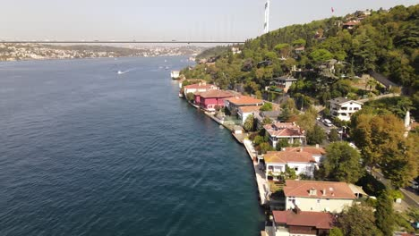 Drone-Aéreo-Estambul-Bósforo