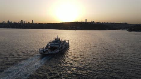 Vista-Aérea-Ferry-Barcos-Ocaso