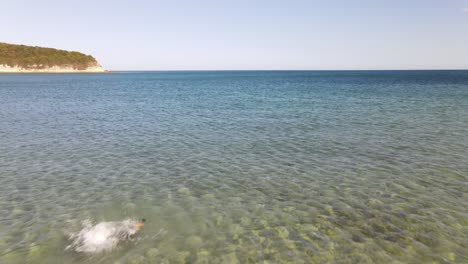 Swimming-Holiday-Sea-Aerial-View-1