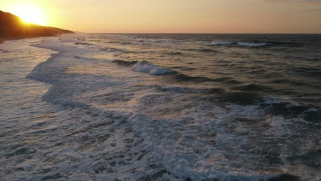 Sunset-Sea-Aerial-View-1