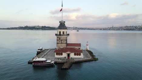 Maiden-Tower-Istanbul-Aerial-View-1