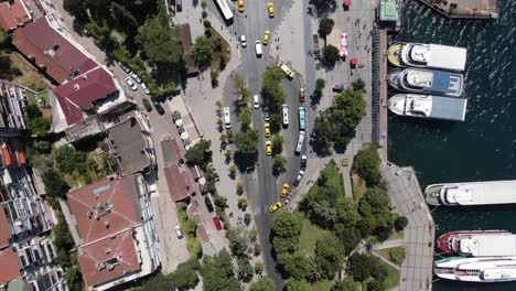 Uskudar-Istanbul-Square-Aerial-View