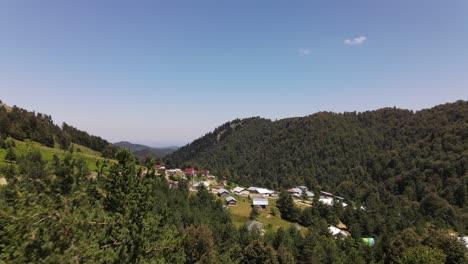 Aerial-Drone-Rural-Village