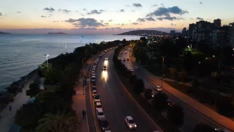 Traffic-Aerial-Drone