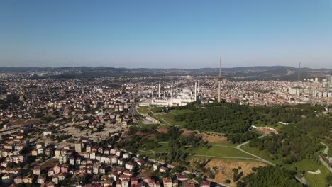 Ottoman-Historical-Style-Modern-Turkish-Islamic-Muslim-Mosque