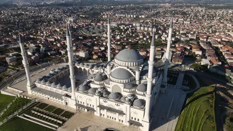 Grand-Camlica-Mosque-Istanbul