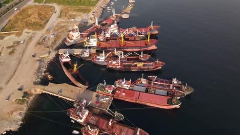 Ships-Anchored-At-Harbor-2