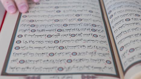 Close-Up-Reading-The-Holy-Quran