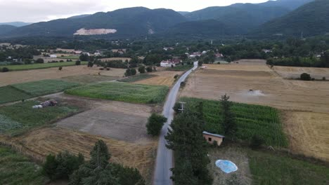 Aerial-View-Rural-Village-1