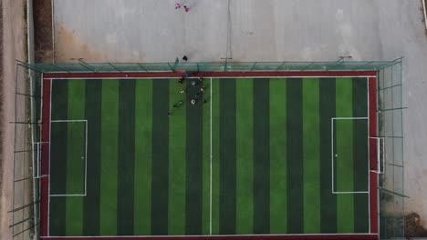 Aerial-View-Of-Children-Astroturf