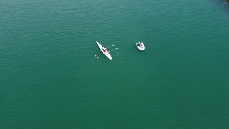 Aerial-Drone-Riding-Canoes