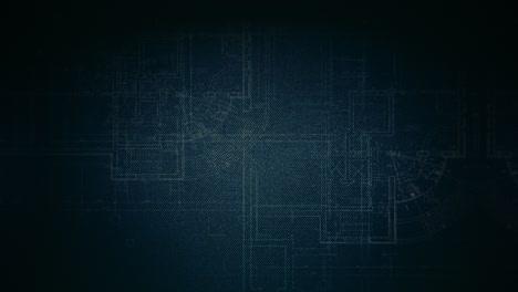 Cinematic-theme-with-denim-art-and-dark-blue-background