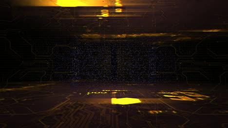 Fondo-Cyberpunk-Con-Chip-De-Computadora-Y-Números