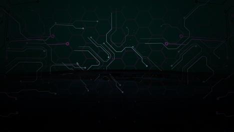 Fondo-De-Animación-Cyberpunk-Con-Chip-De-Computadora