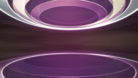 Intro-news-graphic-animation-in-studio-with-circular-shapes