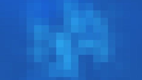 Motion-colorful-small-gradient-blue-pixels