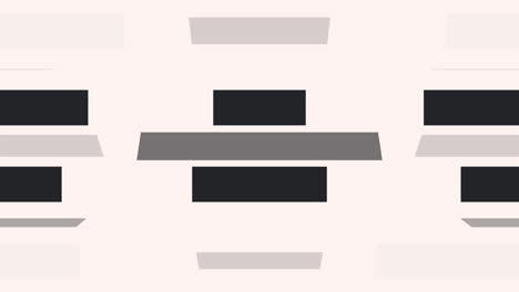 Movimiento-Rayas-Negras-Sobre-Fondo-Blanco