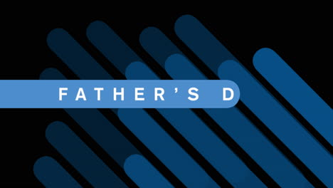 Animation-text-Fathers-day-on-black-fashion-and-minimalism-background-with-geometric-stripes