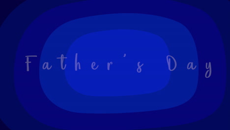 Animation-text-Fathers-day-on-blue-fashion-and-minimalism-background-with-geometric-circles