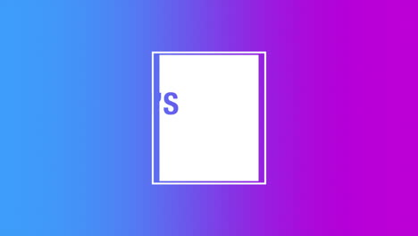 Animation-text-Fathers-day-on-blue-and-purple-gradient-fashion-and-minimalism-background