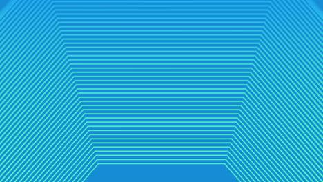 Animation-Abstrakte-Neonblaue-Linien-1