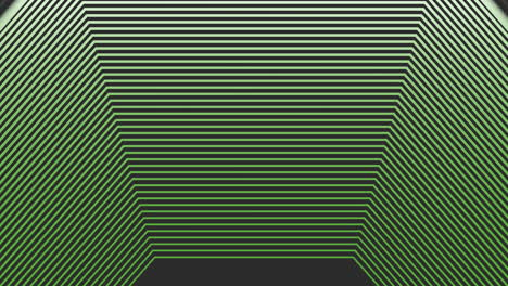 Animation-abstract-neon-green-lines-1