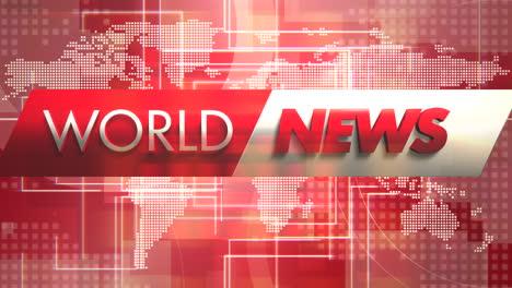 Animación-Texto-Mundial-Noticias-Y-Gráfico-De-Introducción-De-Noticias-Con-Cuadrícula-Y-Mapa-Mundial-En-Estudio