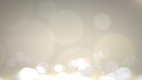 Motion-closeup-white-and-gold-circles