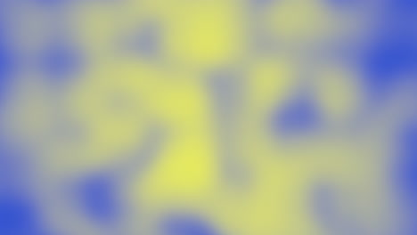 Motion-gradient-blue-and-yellow-smoke