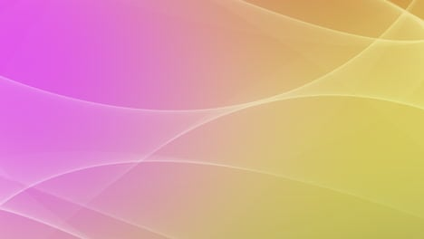 Motion-gradient-yellow-and-pink-lines