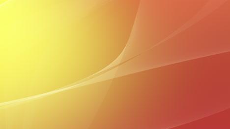 Motion-gradient-yellow-and-orange-lines