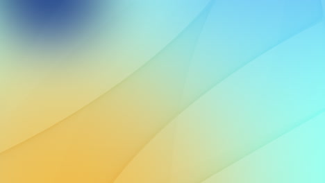 Motion-gradient-yellow-and-blue-lines