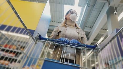 Shopping-During-The-Coronavirus-Epidemic