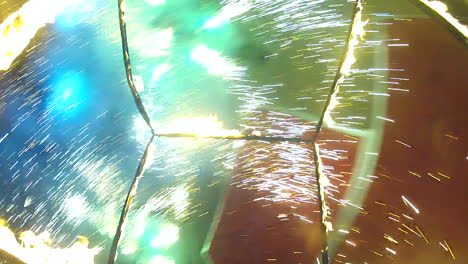 Element-of-pyrotechnic-show-view-from-the-inside