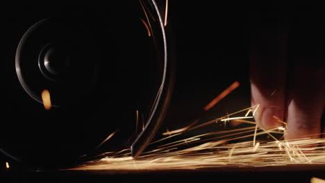 Welder-welds-in-factory