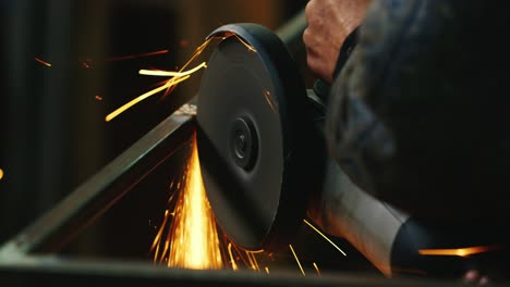 Sparks-from-a-hand-power-tool-2