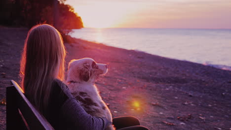 A-young-woman-plays-with-a-dog-4