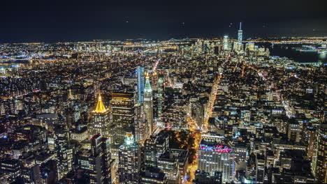 Usa-New-York-City-Manhattan-Aerial-Panorama-Cityscape-Skyline-1
